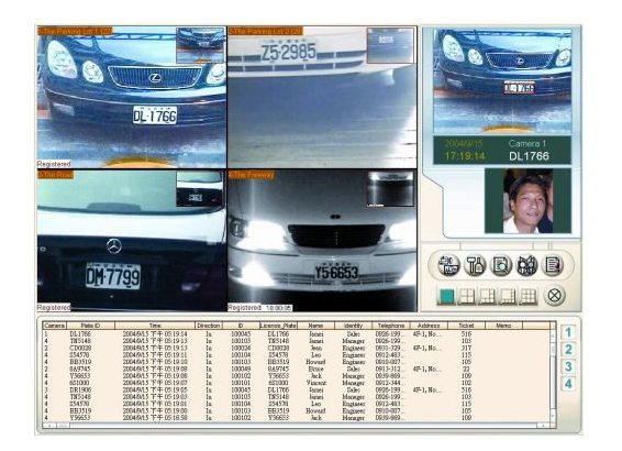 Geovision LPR Solution Software - Security Cameras