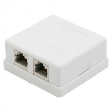 CAT5e Double Wall Box