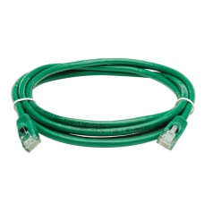 Cattex CAT5e Green; CAT5E-3M-GRN; 24AWG CAT5e Green