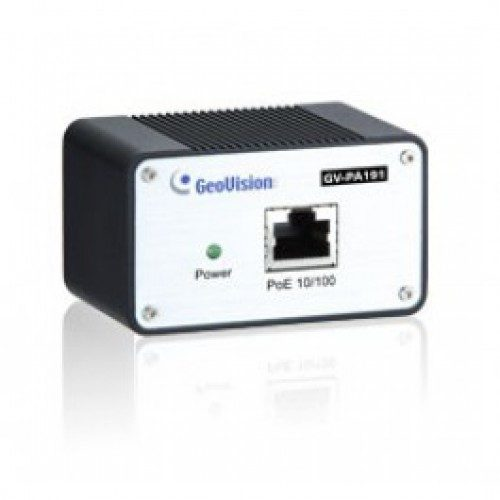 Geovision GV-PA191 POE adapter - CCTV Accessories