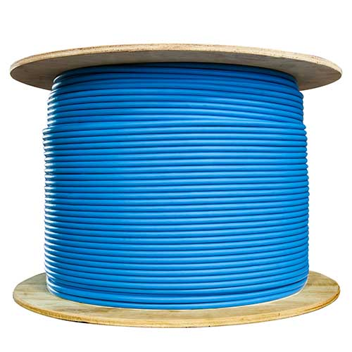CAT5e Cable Blue