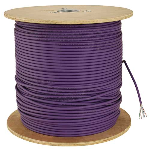 CAT5e Purple