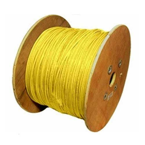 CAT5e Cable Yellow