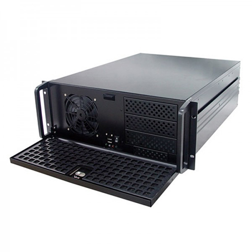 High Specification Geovision NVR - 4u-500