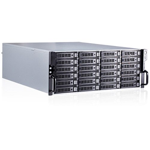 Geovision GV-Expansion System - 4U 24-Bay - CCTV - 85-STORAGE-0001.1