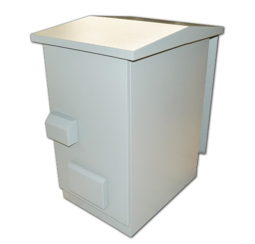 Outdoor Ventilated  sc 1 st  Eurobyte & Weatherproof Outdoor Ventilated Server Cabinet - Eurobyte