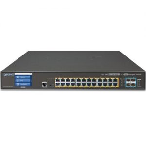 PLANET GS-5220-24UP4XVR Switch