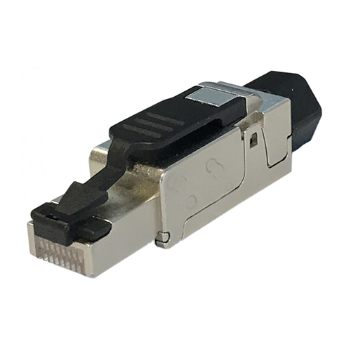 Cat6A Toolless RJ45 Plug