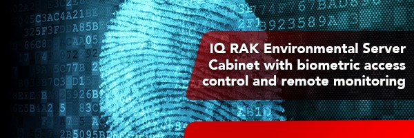 IQ Rack Environmental Server Cabinet