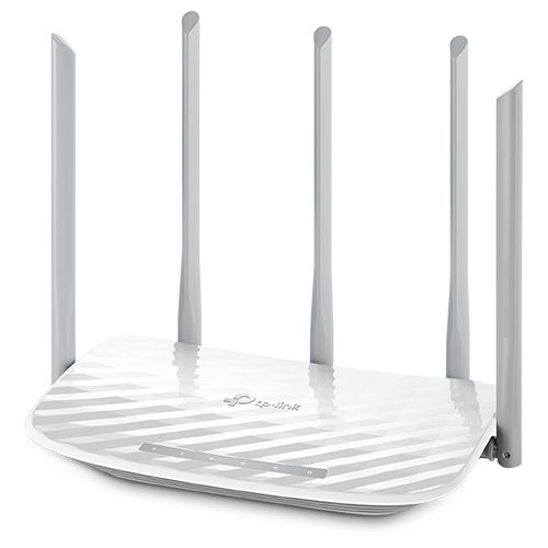 Dual-Band Wi-Fi Router