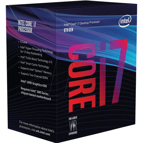 Intel Core i7 - IT Hardware