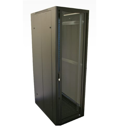 CATTEX 16U GLASS CABINET - NETWORKING