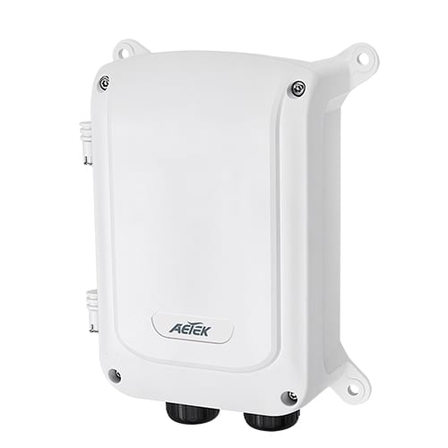 Aetek Outdoor Switch - Networking accessories