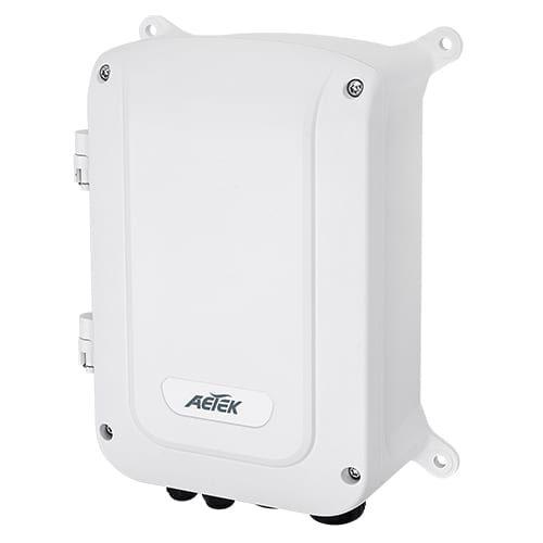 Aetek Outdoor 4*30W PoE - Networking accessories