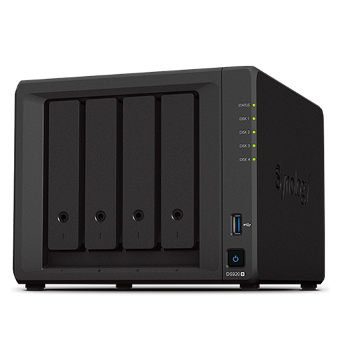 Synology DiskStation DS920+ Expandable